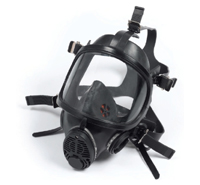 3M Scott Safety Panaseal Positive Pressure Face Mask