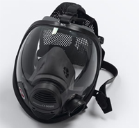 3M Scott Safety Vision 3 Face Mask