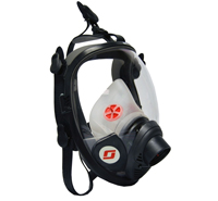3M Scott Safety Vision RFF1000 Face Mask