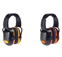 3M Scott Safety Zone Industrial Headband Ear Defenders