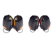 3M Scott Safety Zone Industrial Neckband Ear Defenders