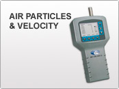 Air Partciles & Velocity