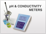 pH & Conductivity Meters