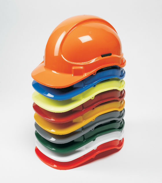 3M Scott Safety Style 300 Safety Helmet