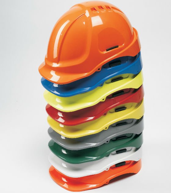 3M Scott Safety Style 600 Safety Helmet