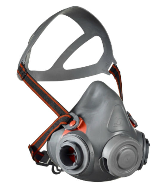 3M Scott Safety Aviva2 Twin Filter Half Mask