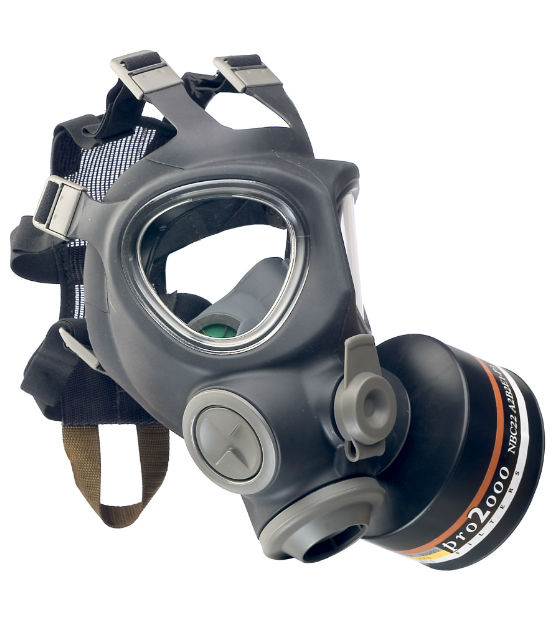 3M Scott Safety M95 Full Face Respirator