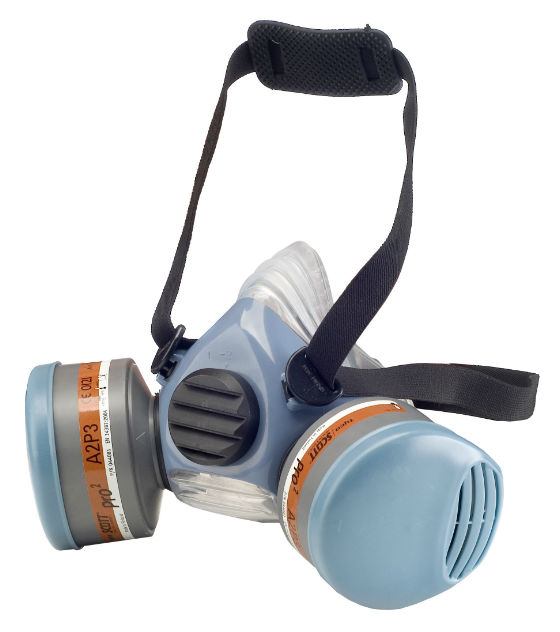 3M Scott Safety Profile60 Half Mask