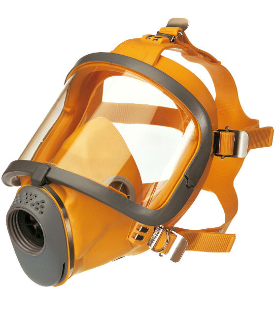3M Scott Safety Sari Full Face Mask