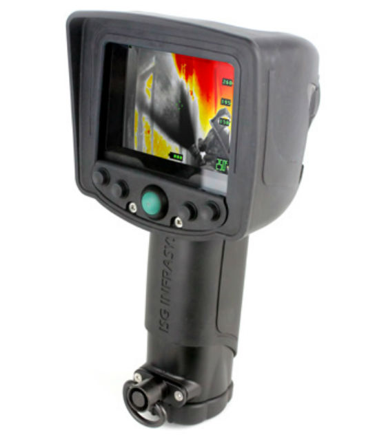 3M Scott Safety X380 5-Button Thermal Imaging Camera
