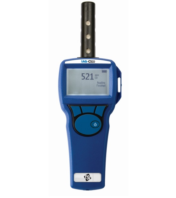 TSI 7515, 7525 and 7545 IAQ-Calc Indoor Air Quality Meters