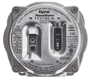 FlameVision FV300 Flame Detector