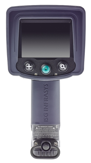 3M X380 3-Button Thermal Imaging Camera