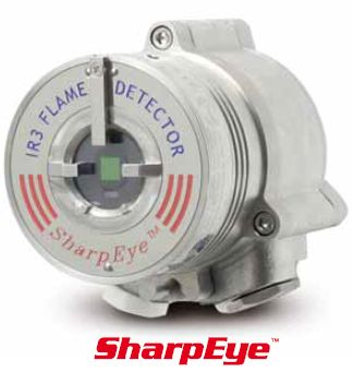 Crowcon SharpEye 40/40I Triple IR (IR3) Flame Detector
