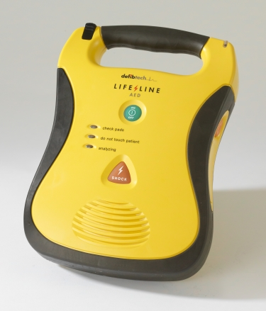 Defibtech Lifeline AED (Automated External Defibrillator)