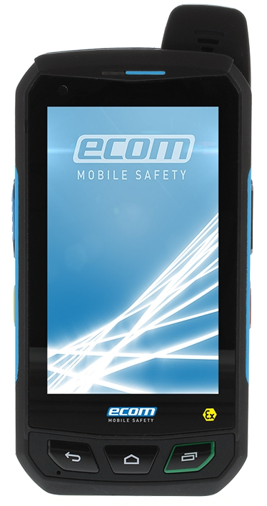 Ecom Instruments Smart-Ex 01 Smartphone (Zone 1/21)