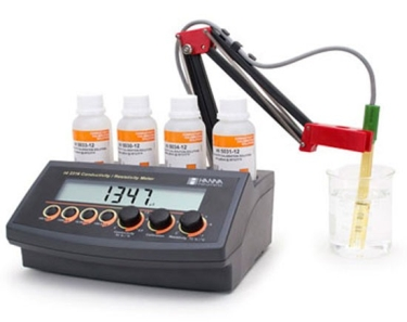 HI-2316 Bench EC and Resistivity Meter [HI-2316-02]