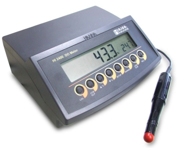HI-2400 Bench-top Dissolved Oxygen Meter [HI-2400-02]