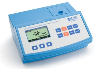 HI-83214 COD and Multiparameter Phototmeter for Waste Water [HI-83214-02]
