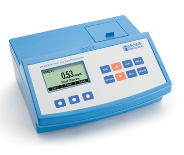 HI-83216 Swimming Pools Bench Photometer [HI-83216-02]