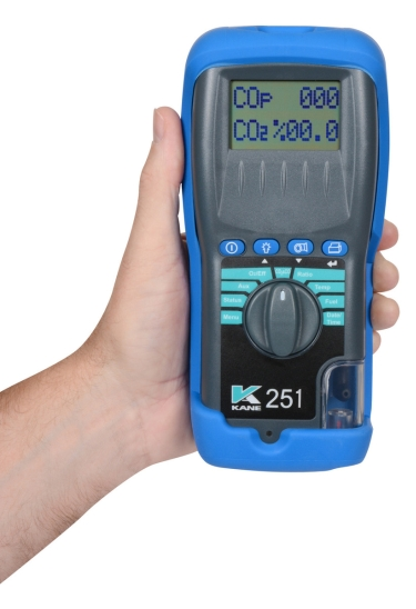 Kane 251 Combustion Analyser