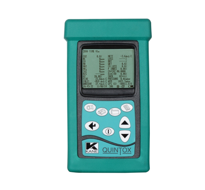 Kane 9206 Quintox Emissions Monitoring Solution
