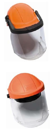 Interchange IV901PC & IV901PA Face Shields