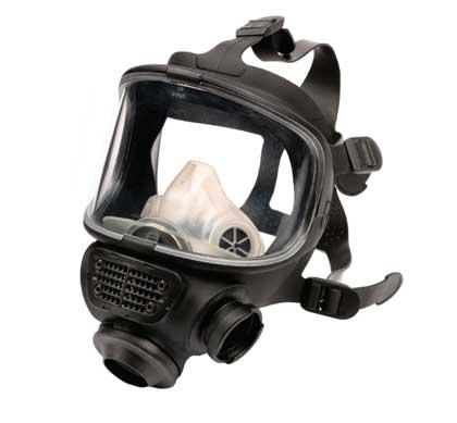 3M Scott Safety Promask PP Face Mask