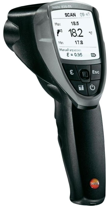 Testo 835 Infrared Thermometer