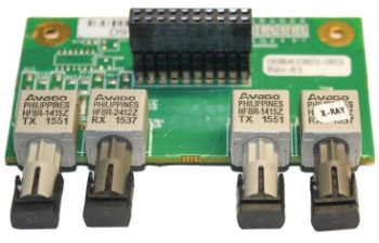 UTC DF955-C3 Single-Mode Fiber Optic (SMFO) Comm Card (for fence protection network option)