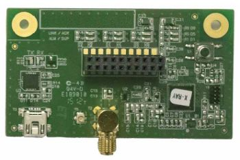 UTC DF955-C4 Receiver Card For FlexZone Wireless Gate Sensor