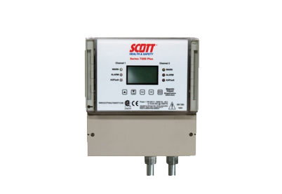3M Scott Safety Fixed Gas Control Panels