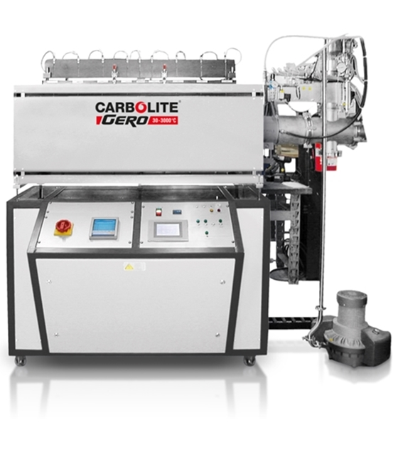 Carbolite AZ Eight Zone Tube Furnace