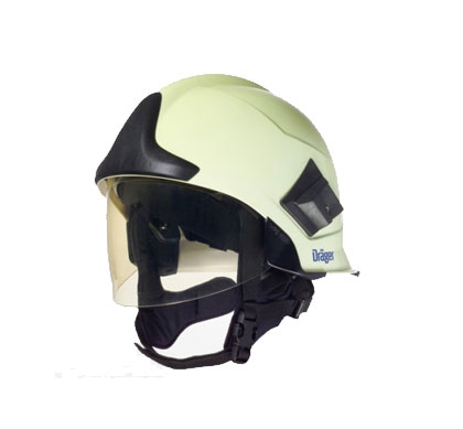Drager HPS 6200 Firefighter's Helmet