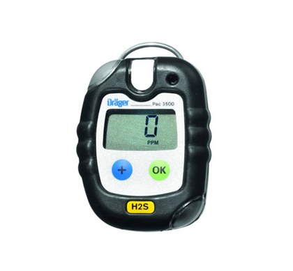 Drager Pac 3500 Single Gas Detector