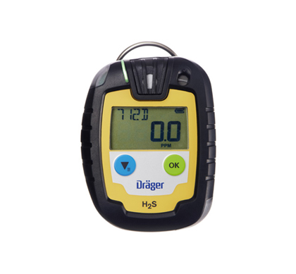 Drager Pac 6000 Single-Gas Detection Device