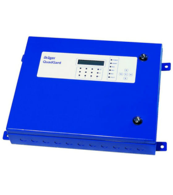 Drager QuadGard Control Unit