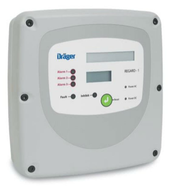 Drager Regard-1 Control System