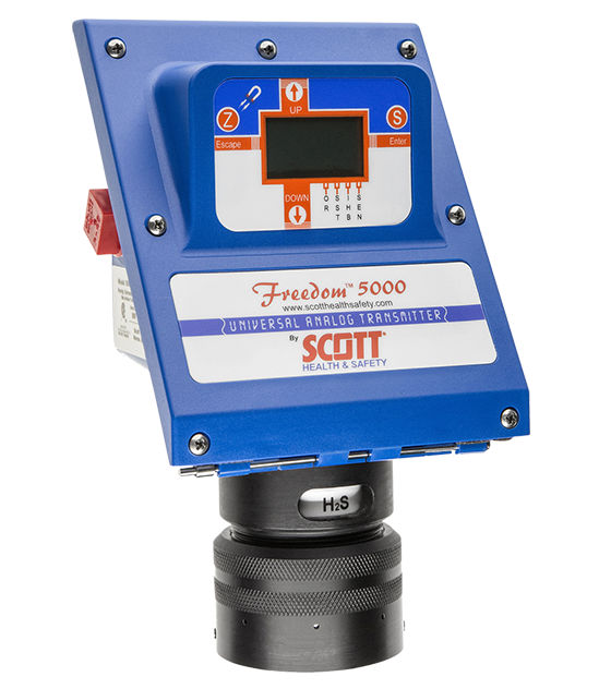 3M Scott Safety Freedom 5000 Transmitter