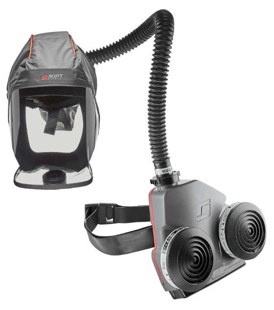 3M Scott Safety Duraflow Powered Air Respirator