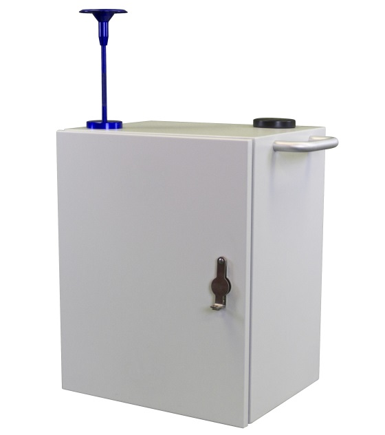 TSI 8537 DustTrak Environmental Enclosure