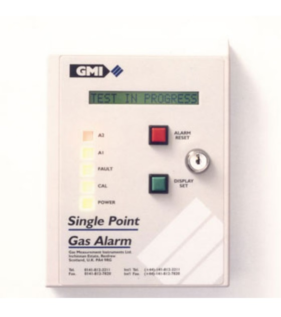 GMI Single Point Gas Alarm (SPGA)