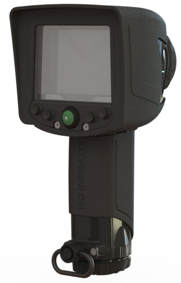 3M X380 5-Button Thermal Imaging Camera