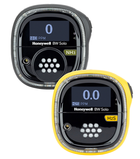 BW Solo Single Gas Detector