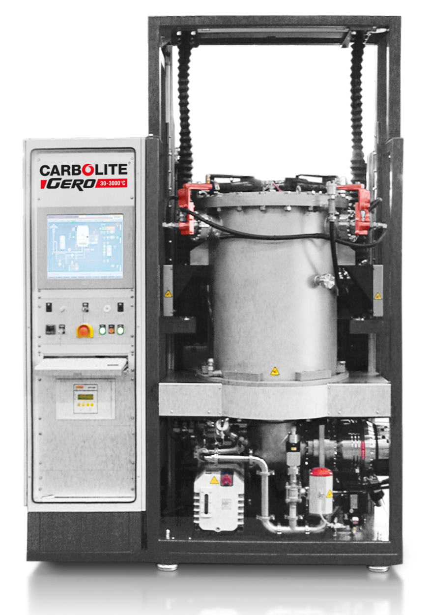 Carbolite HBO Top Hat Furnace