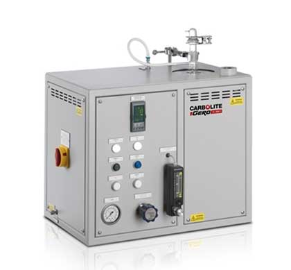 Carbolite CRF/1 CO2 Reactivity Test Furnace