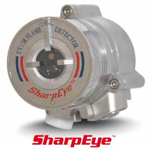 Crowcon SharpEye 40/40 UV/IR Flame Detector Series