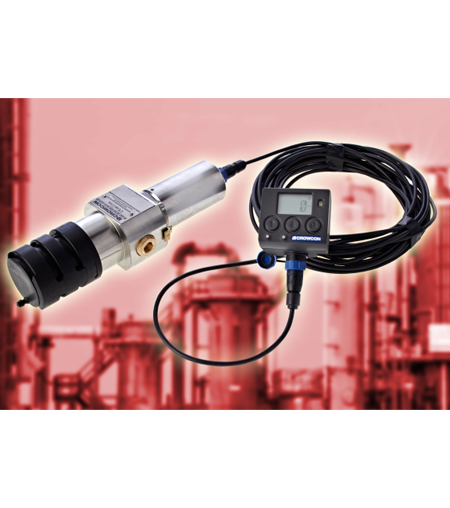 Crowcon IRmax Infrared Hydrocarbon Gas Detector