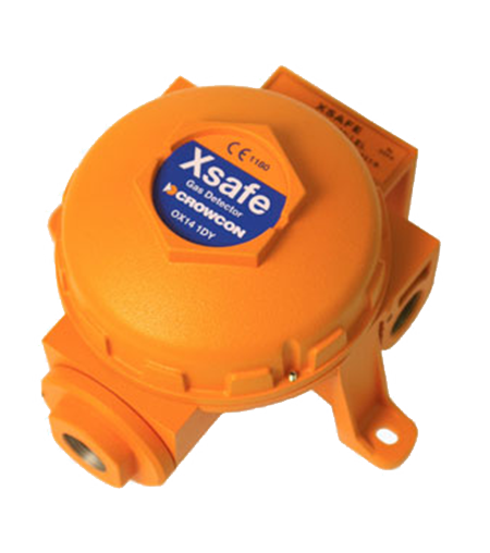 Crowcon Xsafe Gas Detector