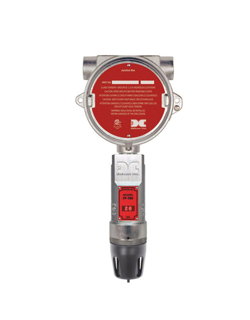 Detcon 700 Series Fixed Gas Detectors